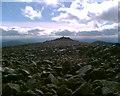 NN9773 : Carn nan Gabhar boulderfield by Alan O'Dowd