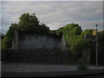 G2604 : Foxford: handball alley by Pamela Norrington