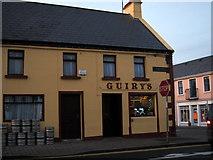 G2604 : Foxford: Guiry's Bar by Pamela Norrington
