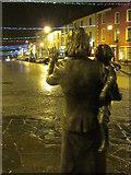 M3799 : Swinford: Christmas Lights 2012 by Pamela Norrington