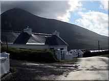 F6709 : Dugort: village outskirts by Pamela Norrington