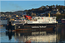 NM8529 : Hebrides in Oban Bay by The Carlisle Kid