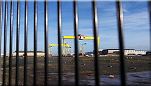 J3574 : Redevelopment area, Belfast by Rossographer