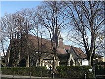 TQ4084 : Emmanuel Church, Forest Gate by David Anstiss