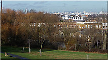 TQ3271 : View from Norwood Park (2) by Stephen Richards