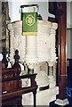 SU9676 : Holy Trinity, Windsor - Pulpit by John Salmon