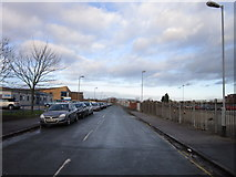 TA0828 : Gladstone Street off Anlaby Road, Hull by Ian S
