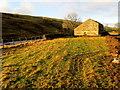 SD8979 : Cow Garth Barn by Chris Heaton