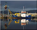 J3475 : The 'Whalsa Lass' at Belfast by Rossographer