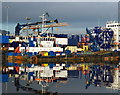 J3475 : The 'MCS Ailsa' at Belfast by Rossographer