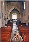 SP7014 : St Mary, Ashendon - East end by John Salmon