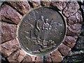 NG8274 : Detail of Iain Dall MacKay memorial by Richard Dorrell