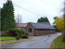 SP2079 : Converted Barn at Walsal End by Nigel Mykura