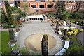 SJ4066 : Roman Garden by Bill Harrison