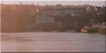 SN1745 : Cardigan Bridge by chris whitehouse