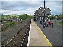 SD5193 : Kendal railway station, Cumbria by Nigel Thompson