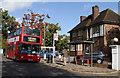 TQ2292 : A Suburban London Scene by Martin Addison