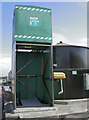 ST5379 : Decontamination station by Neil Owen
