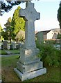 NS4076 : Memorial to John McLeod, Town Architect by Lairich Rig