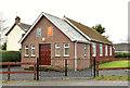 J1460 : Moira gospel hall by Albert Bridge