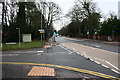SK7179 : London Road Retford by roger geach
