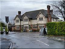 SZ3394 : Lymington, Mayflower Hotel by David Dixon