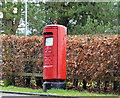J1685 : Pillar box, Antrim by Albert Bridge