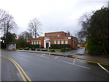 SJ8195 : Firswood, Beacon Centre by Mike Faherty