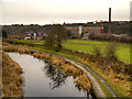 SD7506 : Manchester, Bolton and Bury Canal at Prestolee by David Dixon