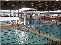 NT2672 : Royal Commonwealth Pool, Edinburgh by M J Richardson
