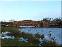 TQ5203 : Long Bridge by Simon Carey