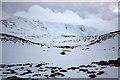 NH9804 : Towards Coire an Lochain by Dorothy Carse