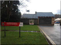 NY3704 : Ambleside Fire Station by Graham Robson