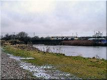 SD7909 : River Irwell, Warth Fold by David Dixon