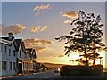 NH0888 : The Dundonnell Hotel at sunset by Robin Drayton