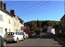 ST7593 : Old Town, Wotton-Under-Edge by nick macneill