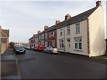 ST1166 : Clive Place, Barry Island by Jaggery
