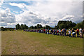 TL3701 : Queuing for the Olympics by Ian Capper