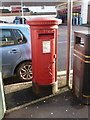 SZ0993 : Charminster: postbox № BH8 166, Charminster Road by Chris Downer