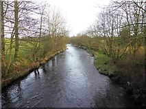 H5371 : Camowen River at Bancran / Bracky by Kenneth  Allen