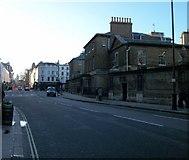 TQ2879 : Buckingham Palace Road, London by PAUL FARMER