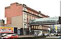 "J3374 : The ""Orpheus"" Building, Belfast (2013-1) by Albert Bridge"