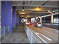 SU7173 : Entrance to the carpark by Bill Nicholls