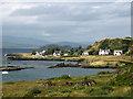 NM7311 : View towards Cullipool by William Starkey