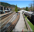 SH7956 :  Conwy Valley Railway Museum, Betws-y-Coed by Jaggery