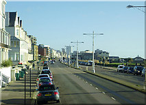 TQ2704 : Kingsway in Hove, Sussex by Roger  Kidd