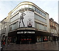 ST1876 : House of Fraser, Cardiff by Jaggery