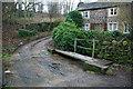 SE1936 : Ford on Beck Bottom, Greengates by John Walton