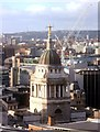 TQ3181 : The Old Bailey From St Paul's by Des Blenkinsopp