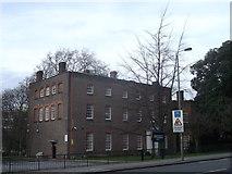 TQ2274 : Downshire House, Roehampton  by David Anstiss